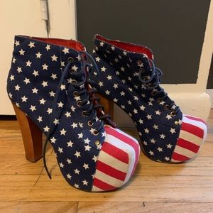 Jeffery Campbell lita 🇺🇸 shoes